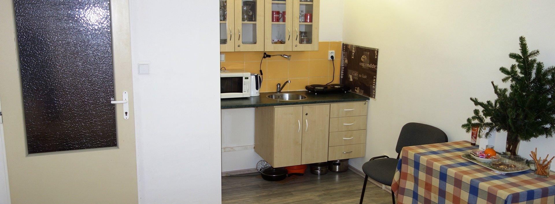 Udržovaný byt 1+kk v Ohrazenicích (Pardubice), 23 m², Ev.č.: N47957