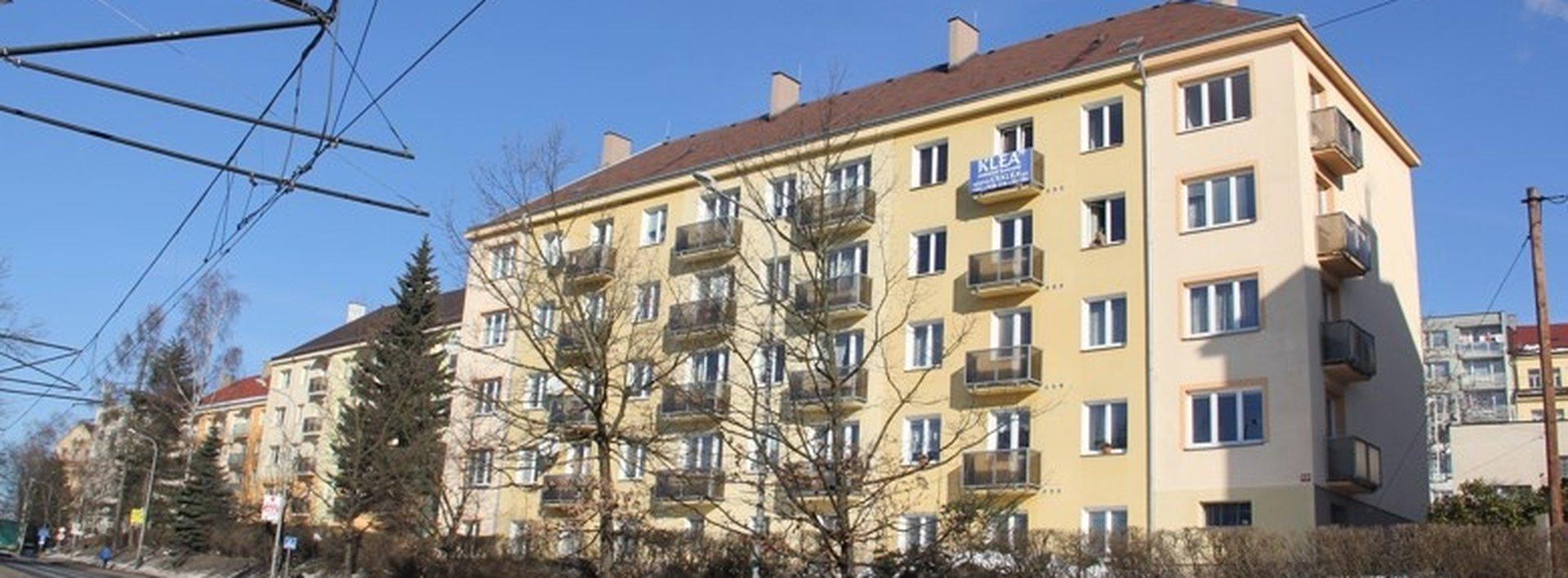 Pronájem slunného bytu 3+1, 69m², Ev.č.: N47979