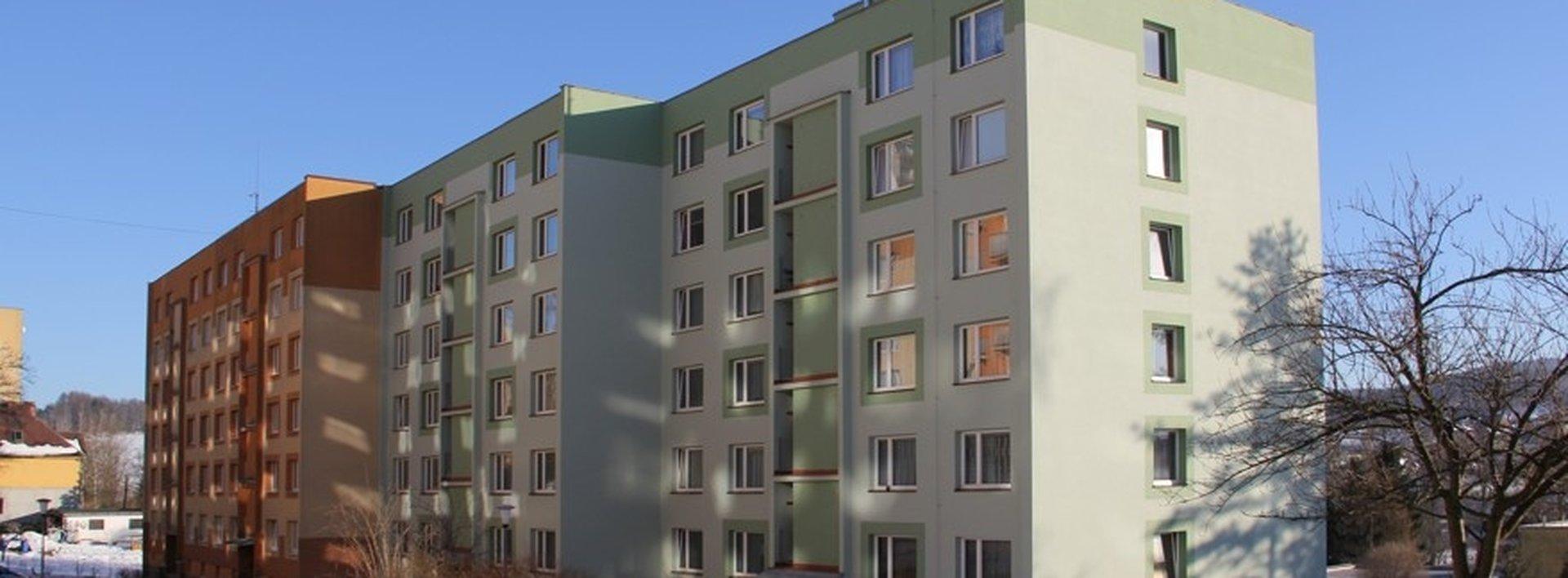 Prodej slunného bytu 1+1, 36m², Ev.č.: N47984