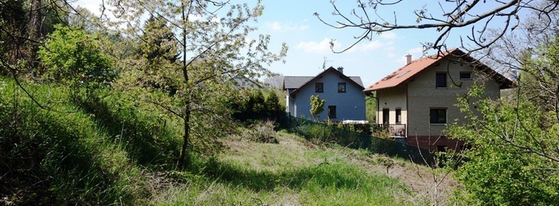 Pozemky v krásném místě u Horoměřic, 541 m², Ev.č.: N48010