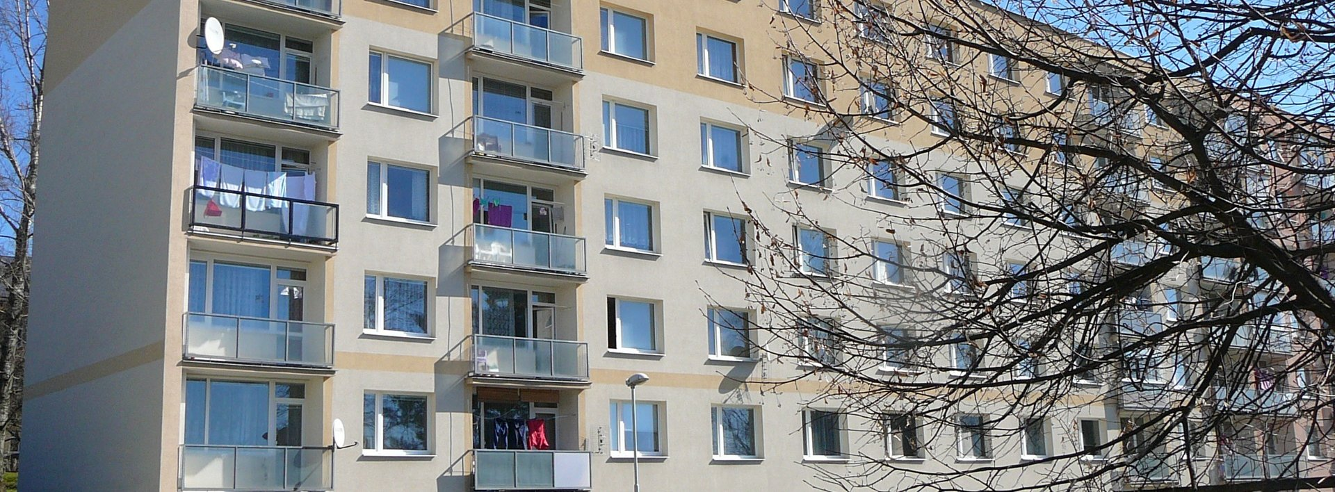Prodej bytu 3+1/L v OV v Liberci - Ruprechticích, ul. Třešňová, Ev.č.: N48034
