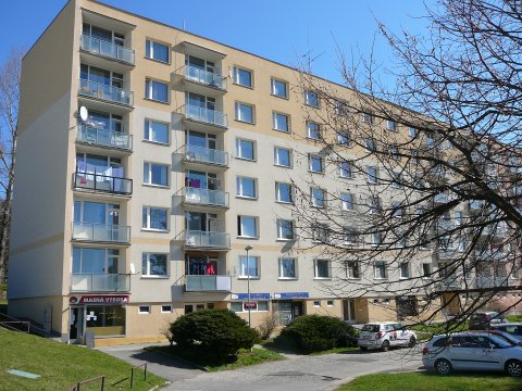 Prodej bytu 2+1 v Liberci, ul. Třešňová