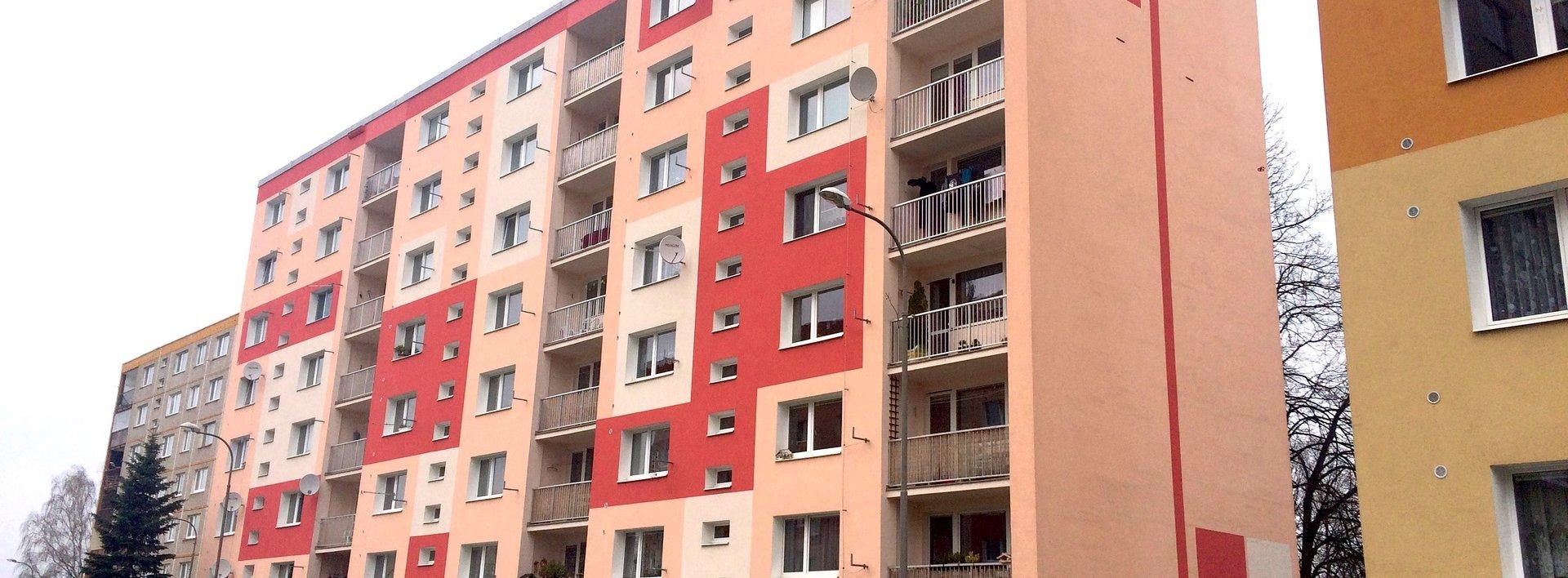 Pronájem bytu 2+kk, 42m² - Liberec - Vesec, Ev.č.: N48046