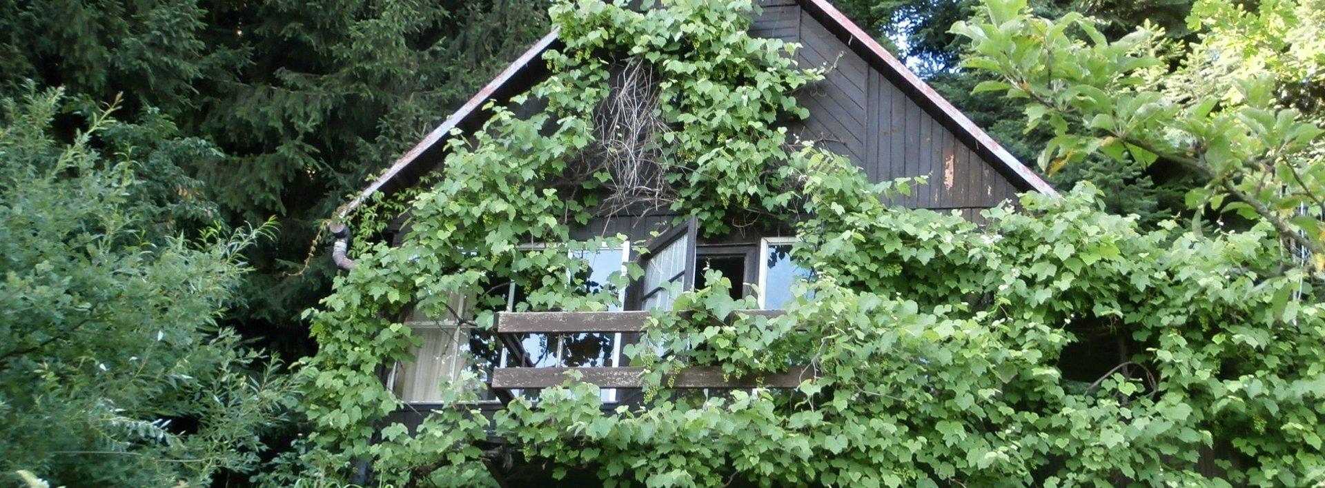 Chata na Malé Skále s jedinečným výhledem, Ev.č.: N48061