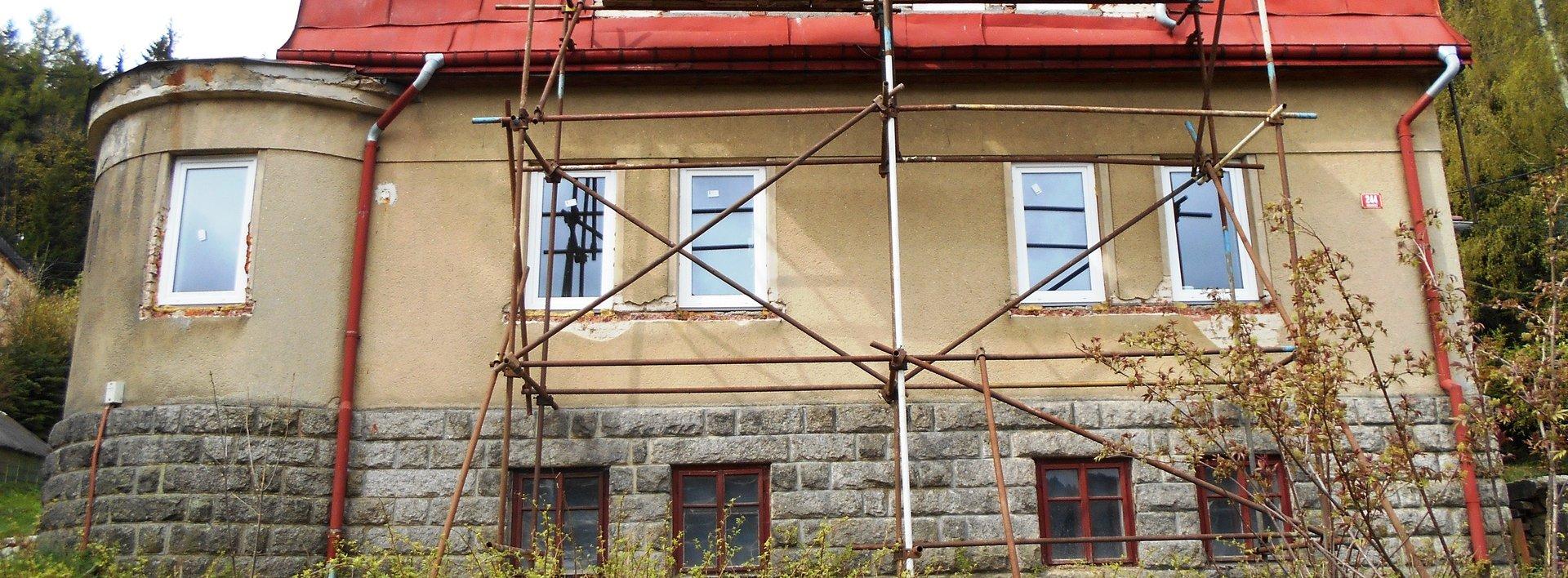 Prodej rodinného domu v rekonstrukci v Hraničné nad Nisou, Ev.č.: N48079