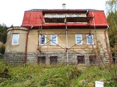 Prodej rodinného domu v rekonstrukci v Hraničné nad Nisou