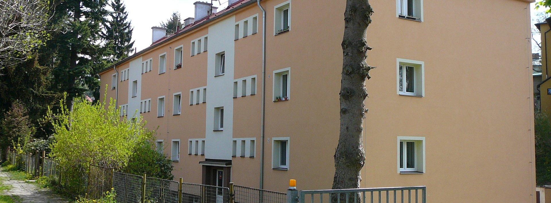 Prodej útulného, cihlového bytu 2+1 s garáží, v Liberci - Staré Město, Ev.č.: N48083