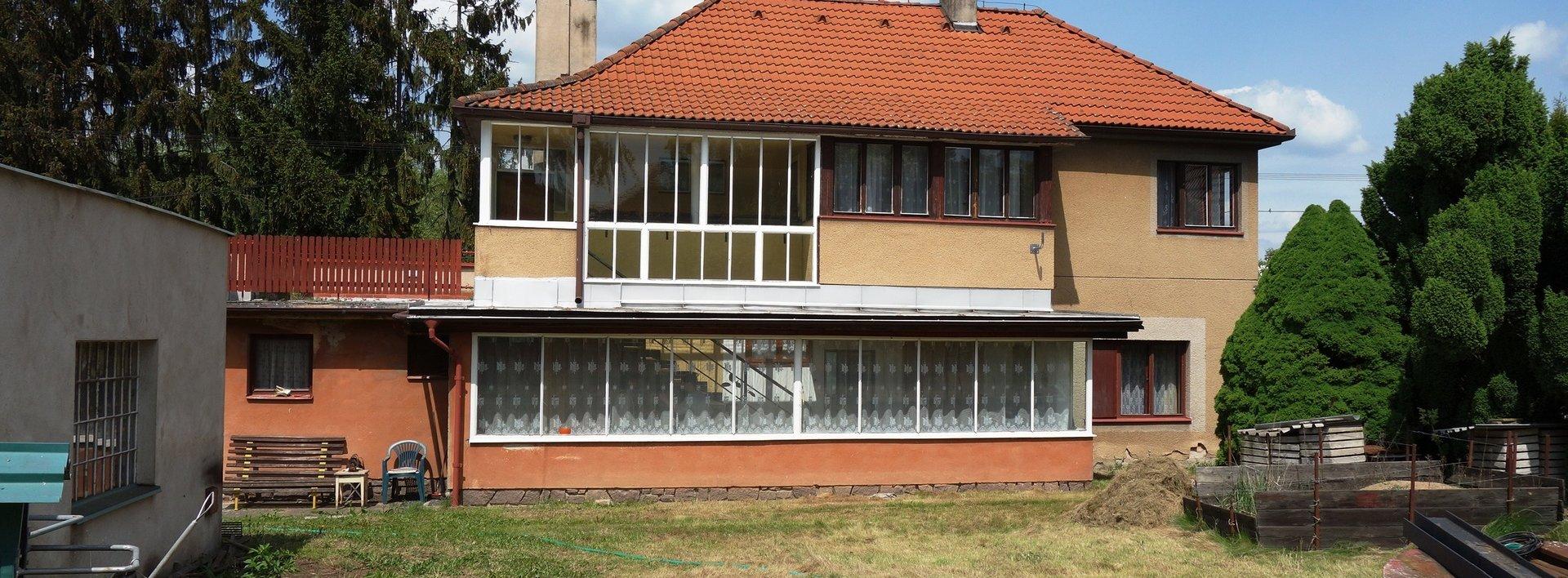 Dvougenerační dům v Kojicích, 1287 m2