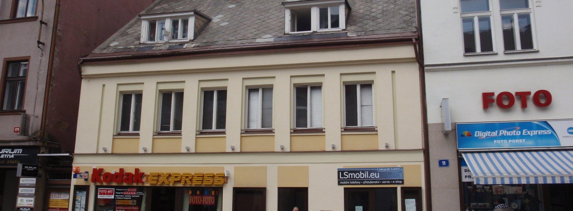 Pronájem, Ostatní komerční nemovitosti, 1m² - Liberec I-Staré Město, Ev.č.: N48095