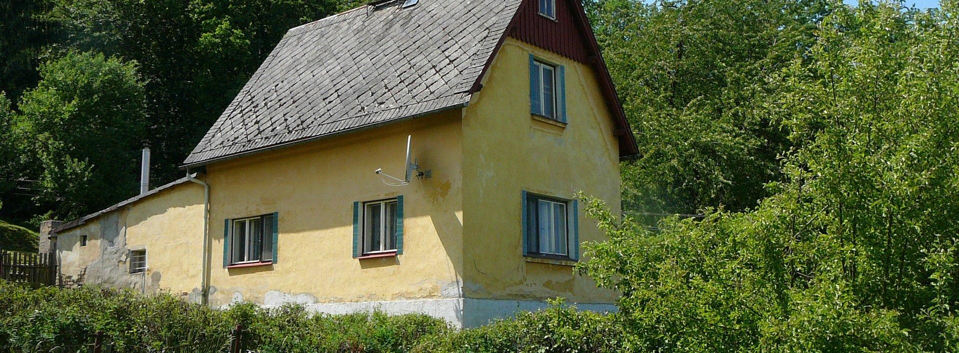 Prodej rodinného domu v Hrádku nad Nisou, Ev.č.: N48099