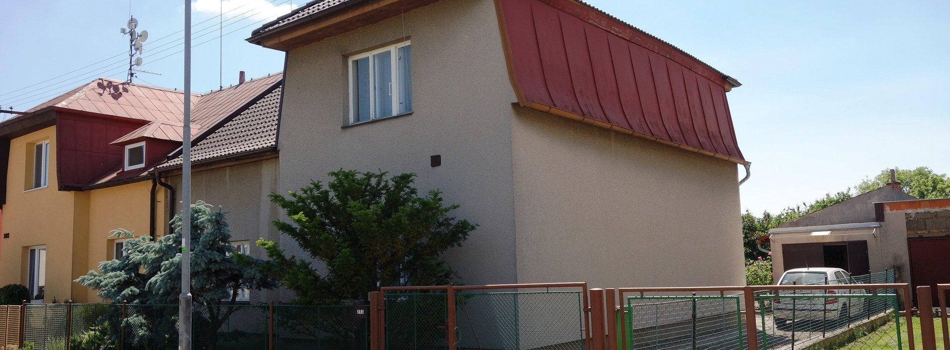 Prodej zachovalého domu Pardubice - Svítkov, 1268 m2, Ev.č.: N48106