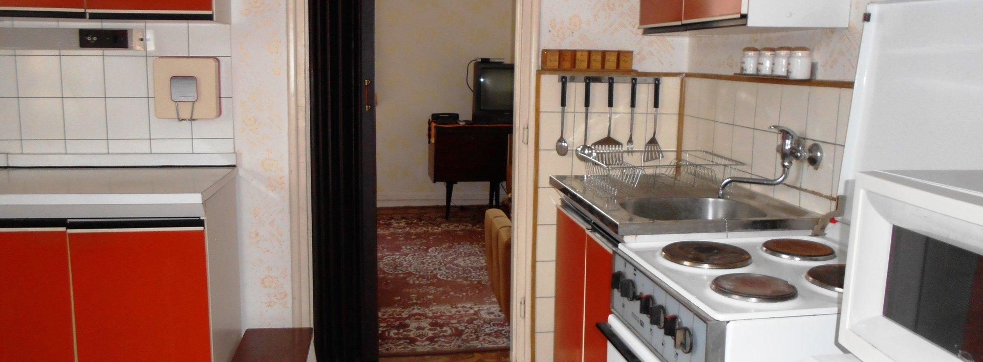 Prodej bytu 2+1 k rekonstrukci, 65 m2, Hodkovice nad Mohelkou, Ev.č.: N48108
