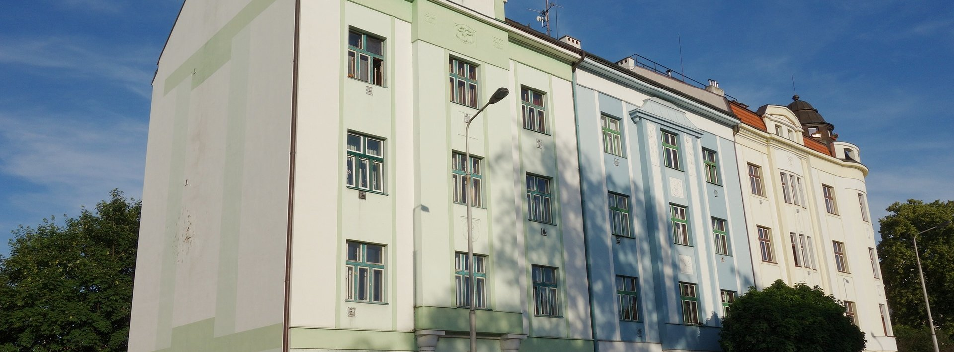 Byt 2+1 v centru Pardubic (Čechovo nábřeží), 66 m², Ev.č.: N48116