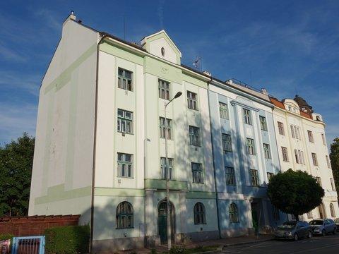 Byt 2+1 v centru Pardubic (Čechovo nábřeží), 66 m²