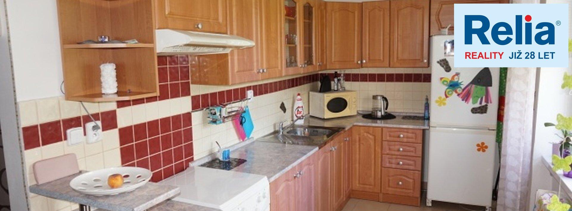 Prodej, Byt v osobním vlastnictví, 2+1, cca 51 m², ul. Osvobození, Jirkov., Ev.č.: N48117