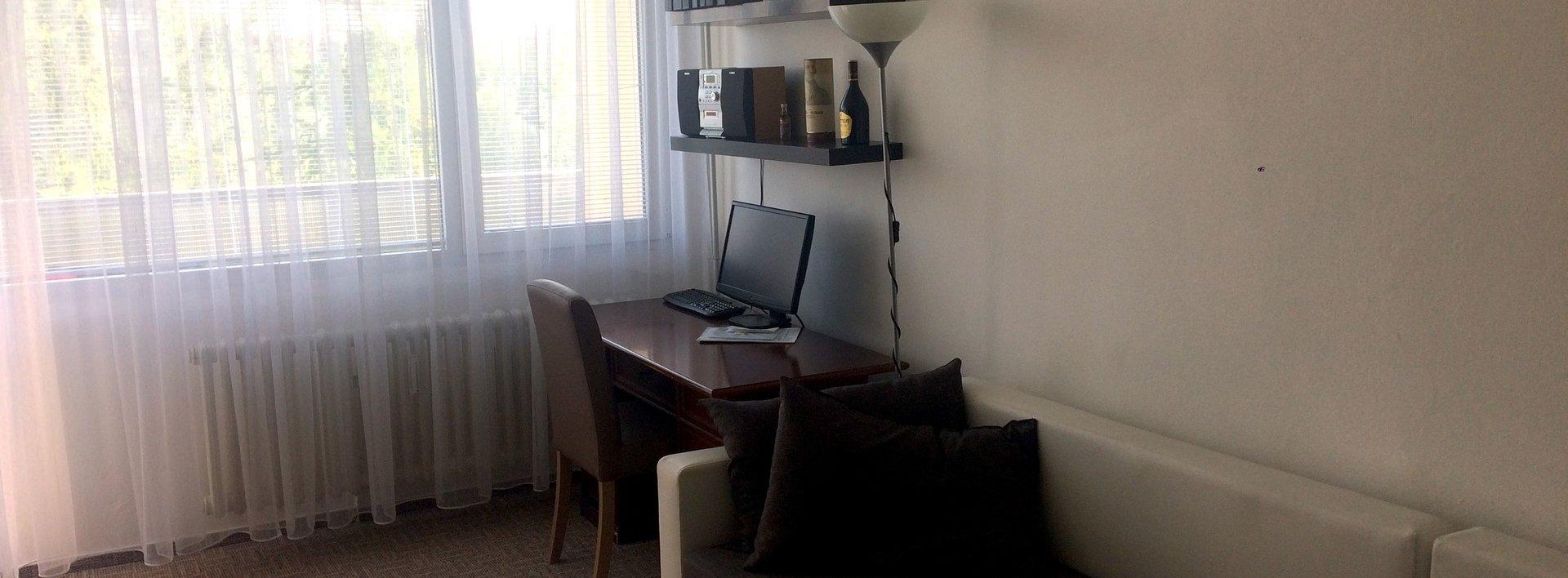 Pronájem bytu 3+1 s lodžíí,  64 m² - Liberec, ul. Řídkého - Františkov, Ev.č.: N48123