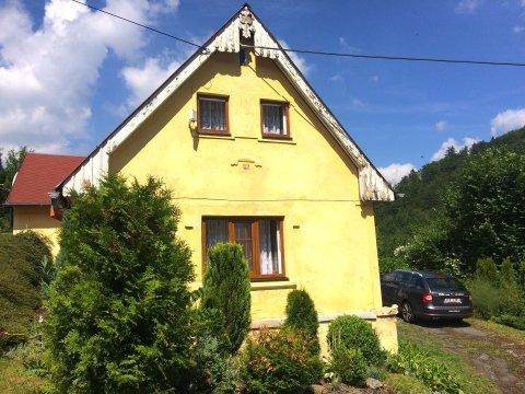 Prodej domu s překrásným výhledem v Kryštofově Údolí