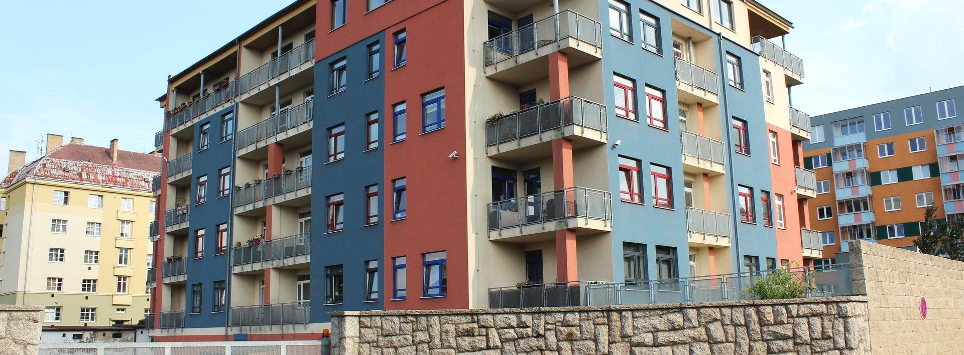 Pronájem bytu 2+kk s garáží, 53 m2, ul.Uralská, Liberec, Ev.č.: N48150