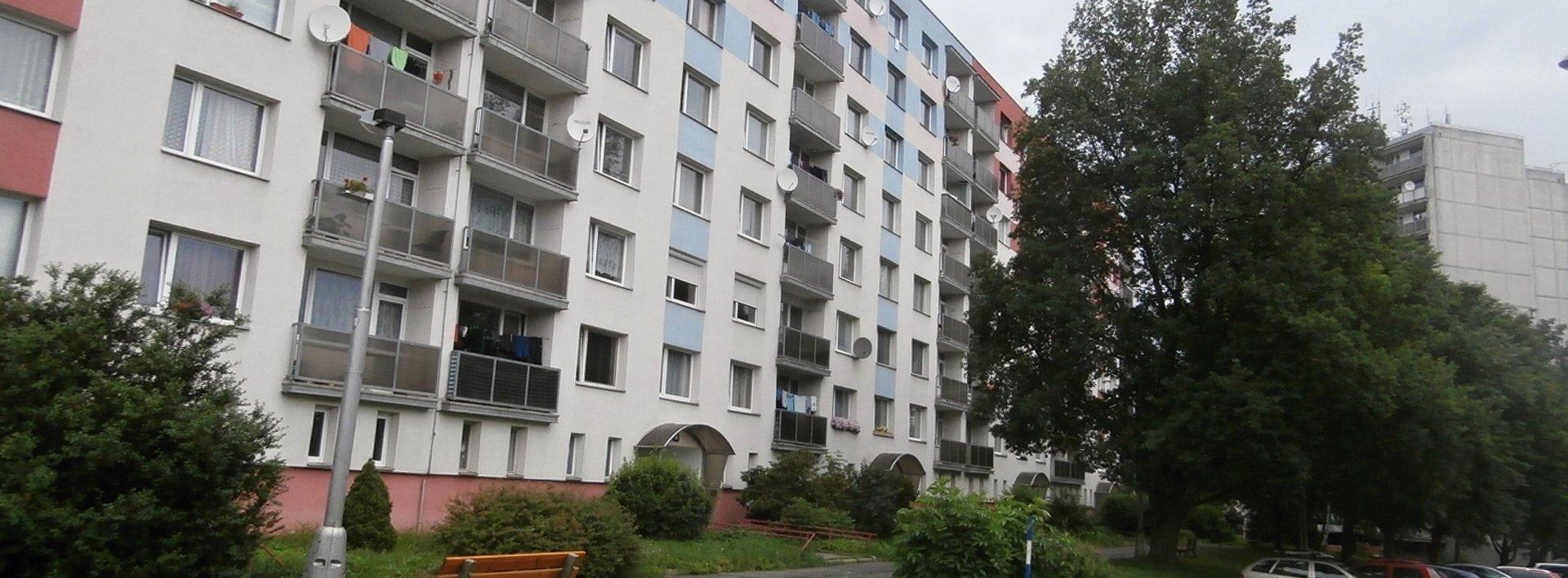 Slunný byt 3+1 s pěkným výhledem, Ev.č.: N48151