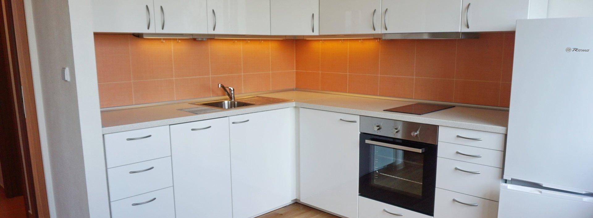 Pronájem zrekonstruovaného, čistého bytu 1+1 v Liberci - Františkově, Ev.č.: N48161