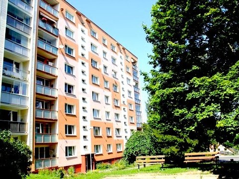 Koupě slunného bytu 3+1, 77 m²