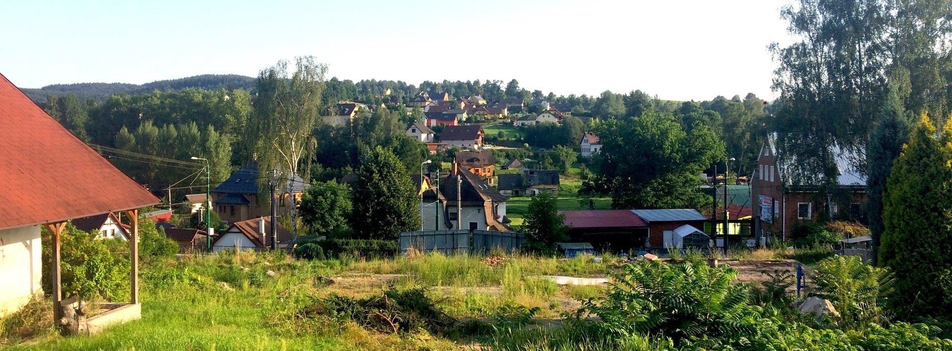 Prodej stavebního pozemku se zděnou stodolou - Vratislavice nad Nisou, Ev.č.: N48168