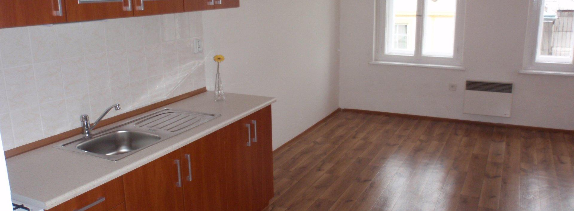 Pronájem, Byty 2+kk, 46 m² - Hodkovická, Liberec VI-Rochlice
