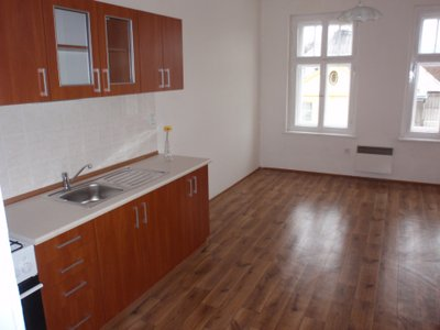 Pronájem, Byty 2+kk, 47m² - Liberec VI-Rochlice
