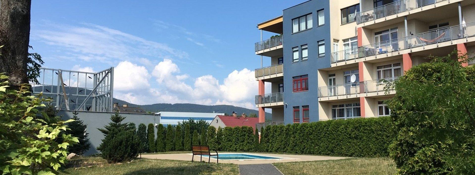 Pronájem nadstandardního bytu 3+kk, 126 m²