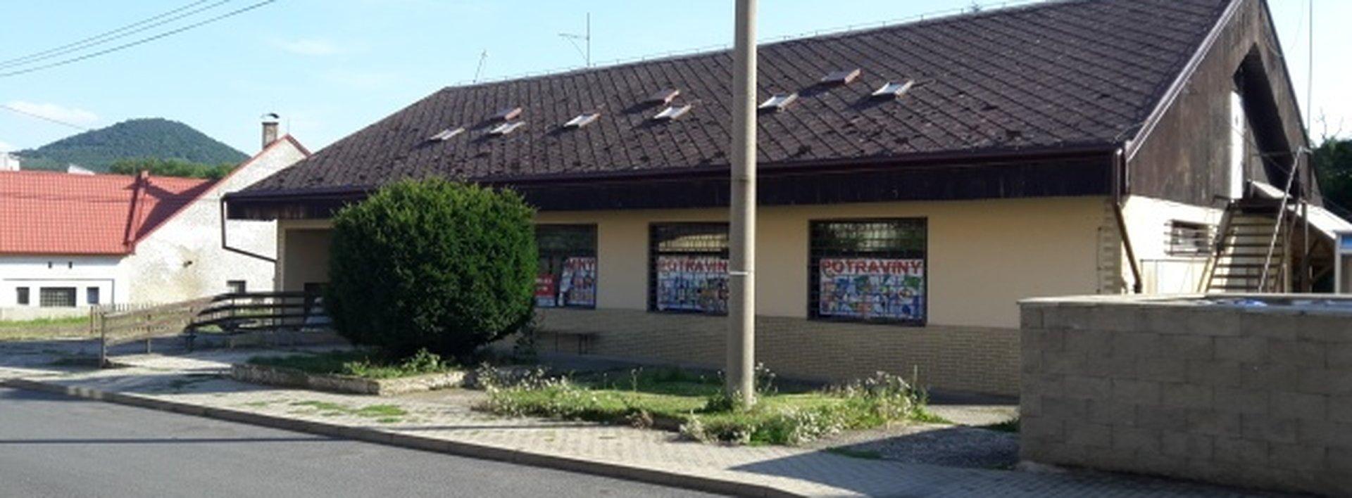 Prodej, komerční objekt, 1330m² - Chotiměř, Litoměřice., Ev.č.: N48182