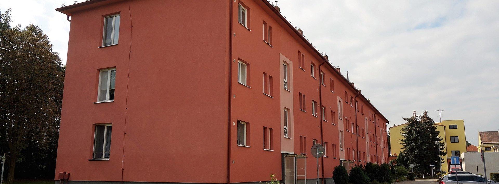 Byt 2+1, v klidné části obce Rybitví, 58 m2, Ev.č.: N48219