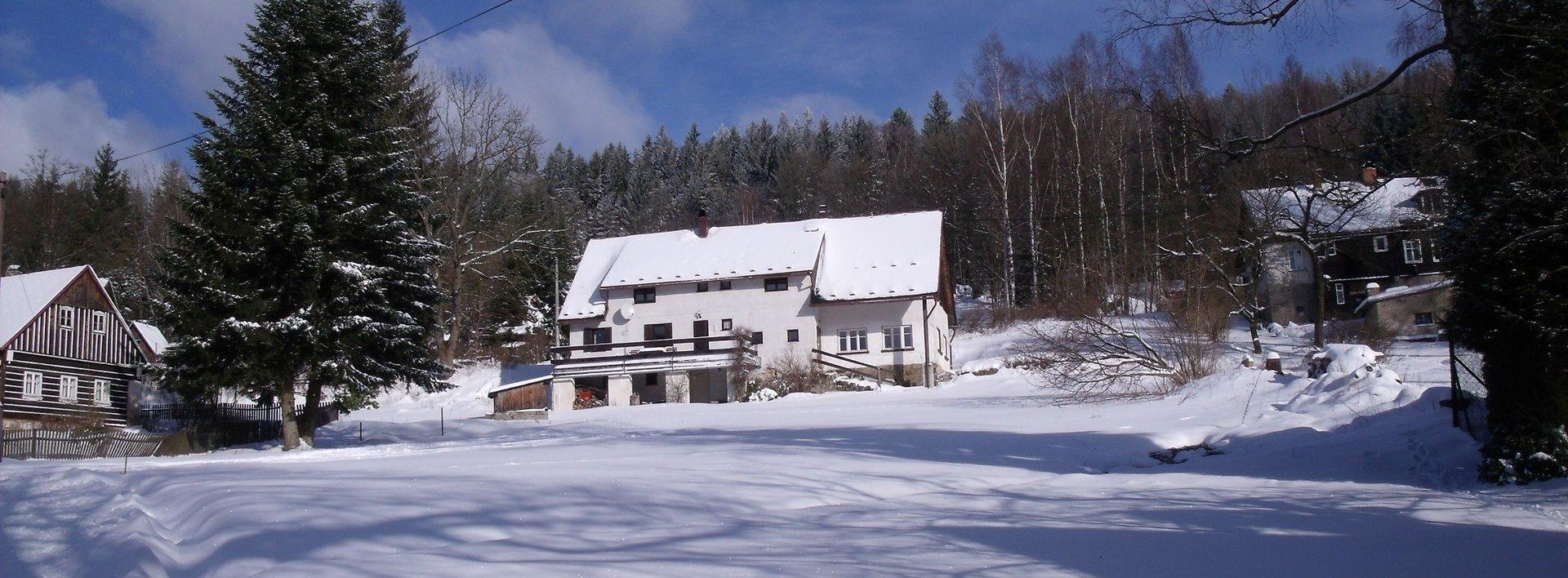 Prodej pěkné rekreační nemovitosti v atraktivní lokalitě v Horním Maxově, Ev.č.: N48221
