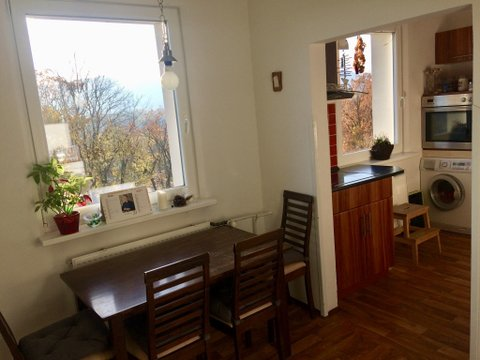 Prodej bytu 4+1 s lodžií s výhledem na Ještěd, Liberec, ul. Kašparova