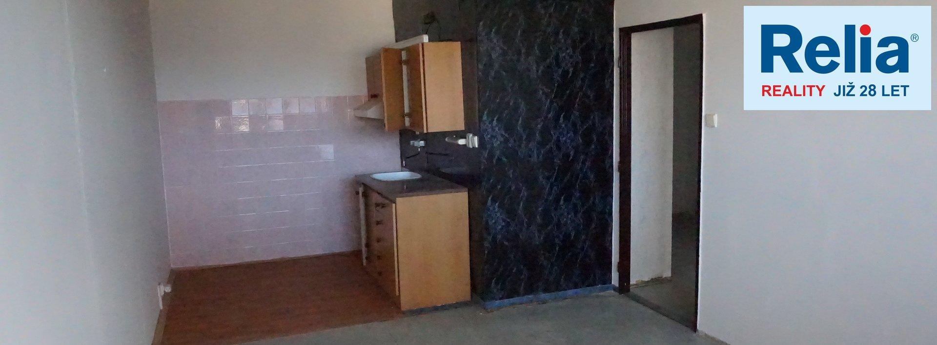 Prodej, družstevní byt, 2kk, Trnovanská, Trnovany, Teplice., Ev.č.: N48292