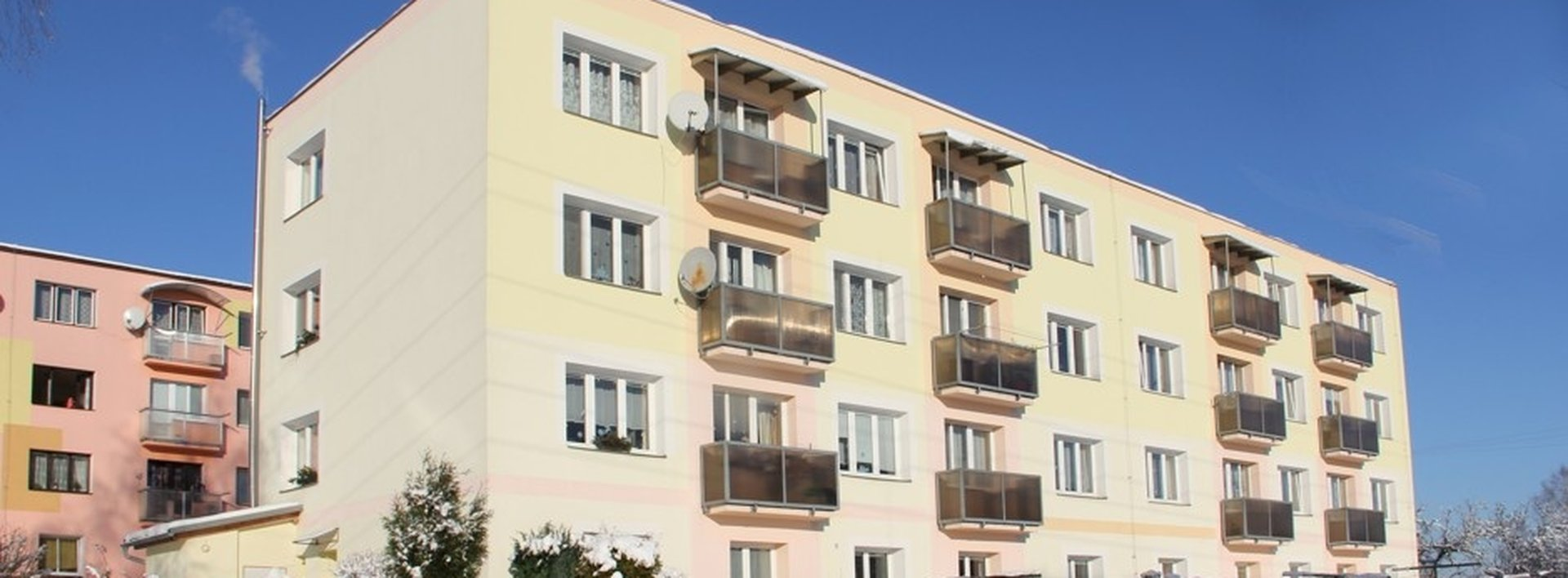 Prodej slunného bytu 2+1, 53m², Ev.č.: N48300