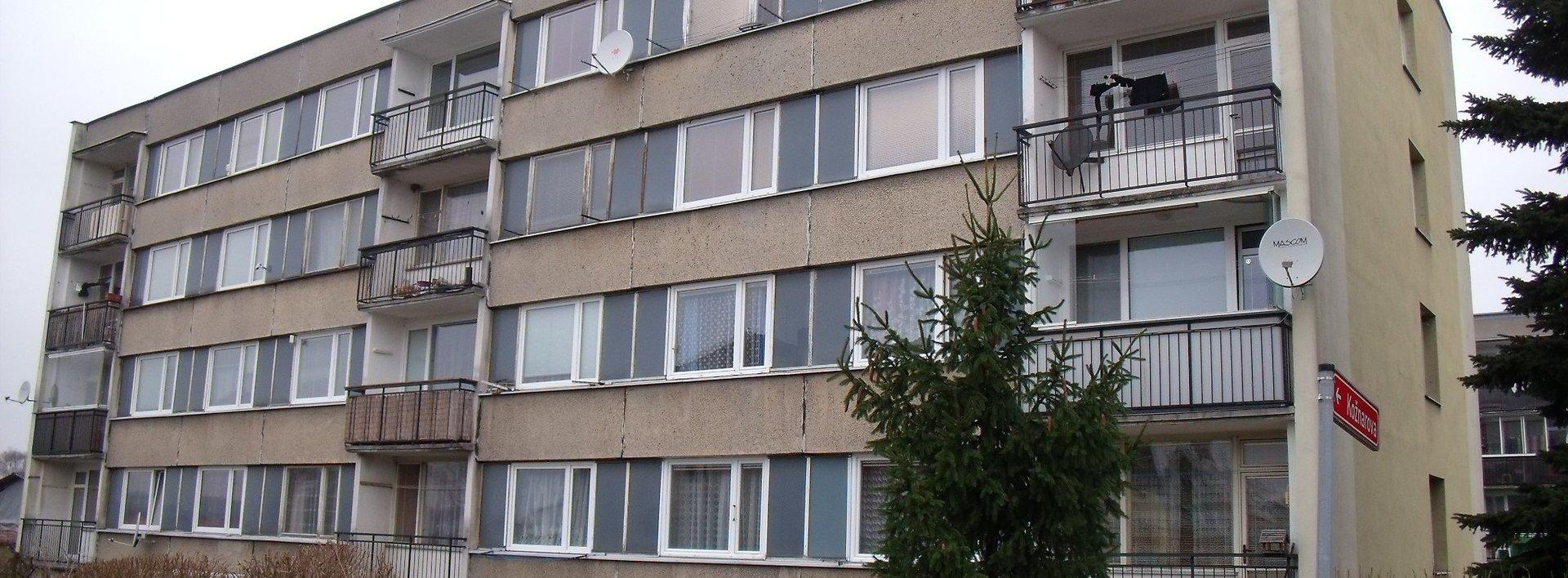 Prodej prostorného, slunného bytu 2+1/L v České Lípě, Ev.č.: N48310