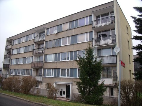 Prodej prostorného, slunného bytu 2+1/L v České Lípě