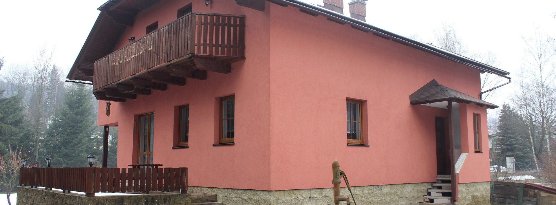 Prodej RD Velké Hamry, okres Jablonec n.N., Ev.č.: N48317