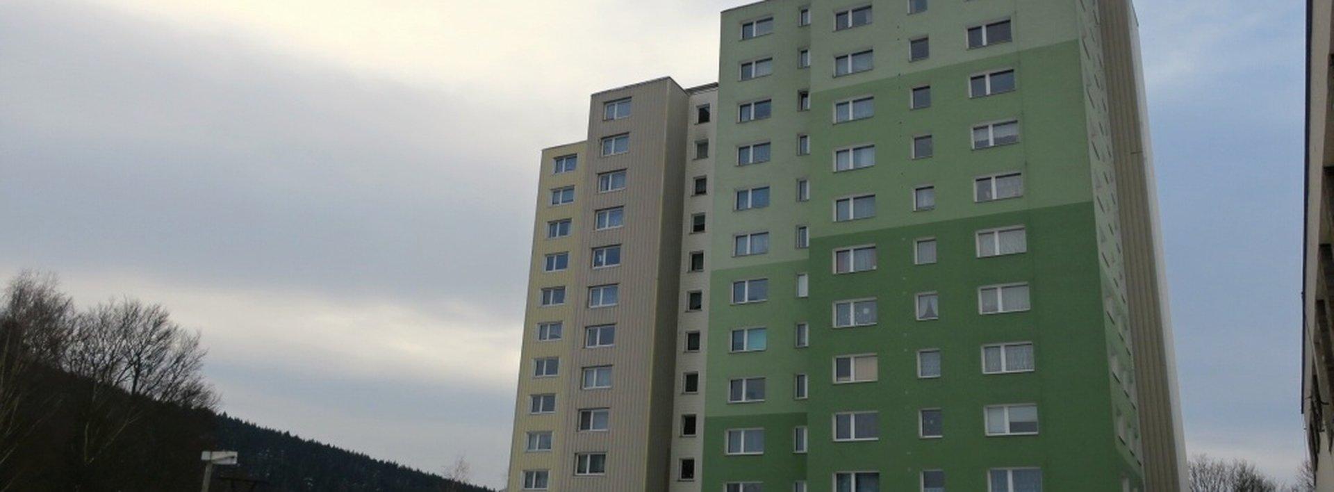 Částečně zrekonstruovaný byt 2+kk - Tanvald, Ev.č.: N48325
