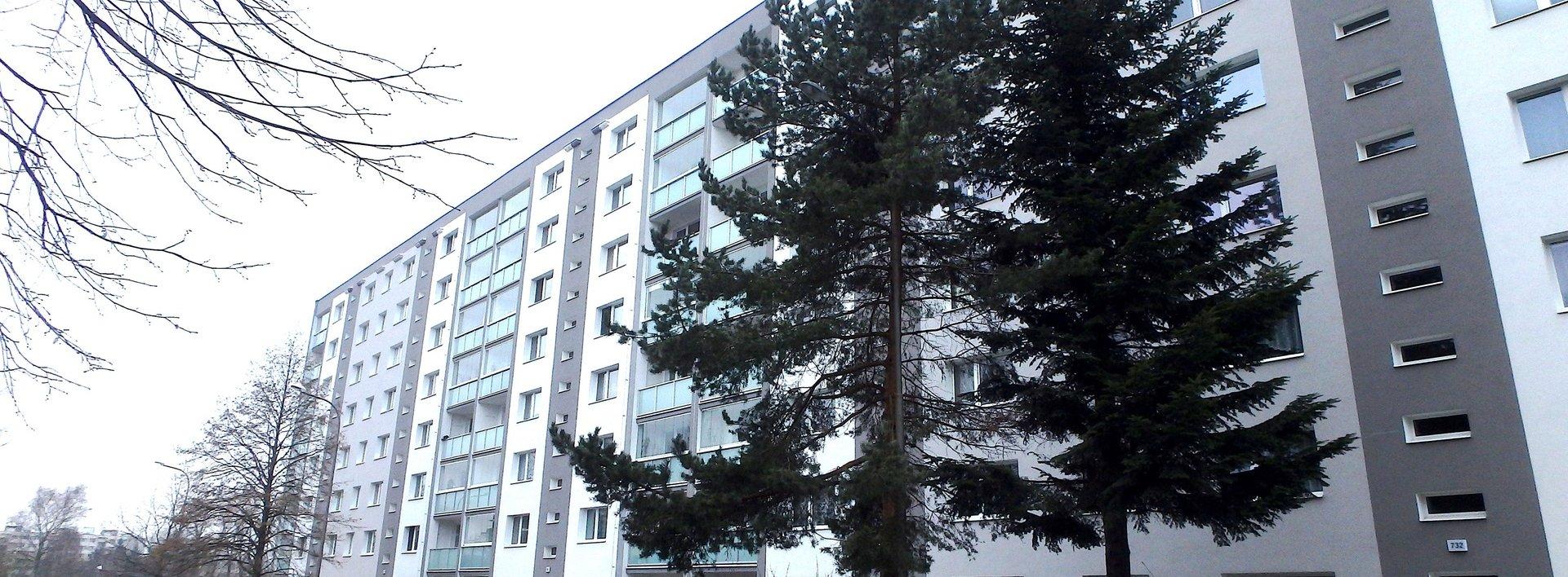 Prodej bytu 3+1 s lodžií, 70 m² - Liberec, ul. Sametová, Ev.č.: N48362