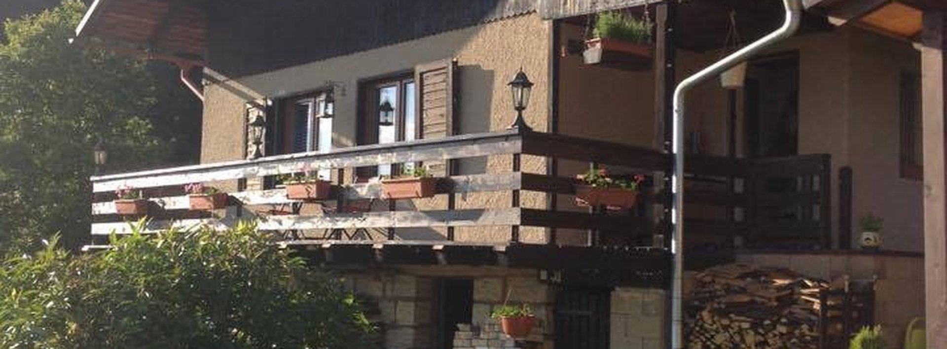 Prodej vybavené rekreační chaty s pozemkem v Podještědí, Ev.č.: N48366