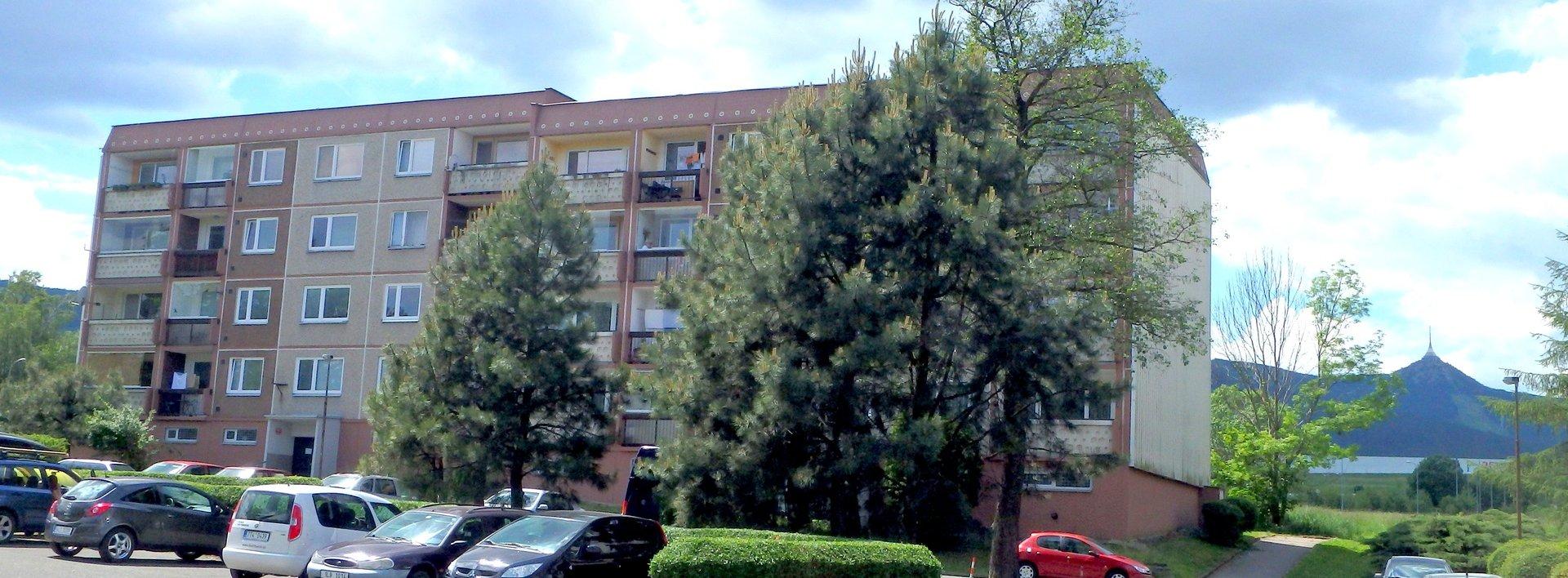 Prodej bytu 2+1 s lodžií, 58 m² - Liberec - Doubí, Ev.č.: N48375