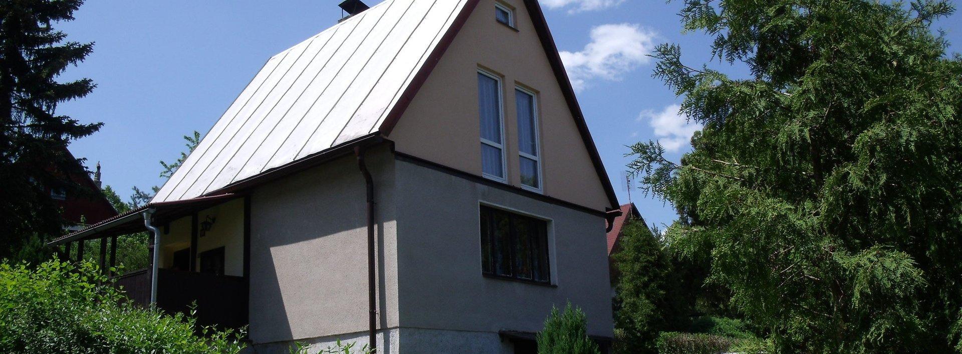 Prodej hezké rekreační chaty v chatové osadě Habřina u Úštěku, Ev.č.: N48442