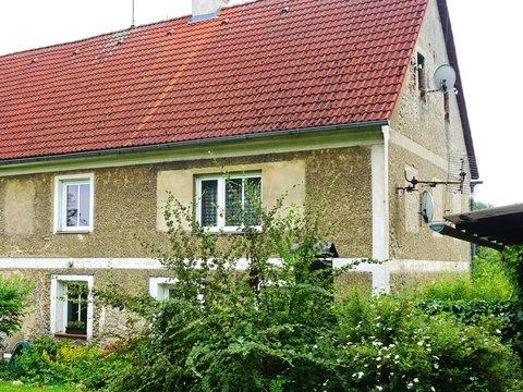Prodej udržovaného domu (6+1) se zahradou 2881 m² - Andělka