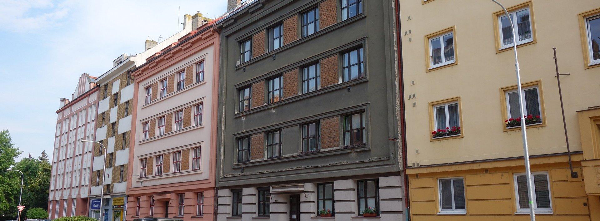 Prodej bytu 2+kk, 53 m² - Pardubice - Zelené Předměstí, Ev.č.: N48484