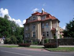 Prodej útulného cihlového bytu 2+1 ve vile v Husově ul. v Liberci – Kristiánov