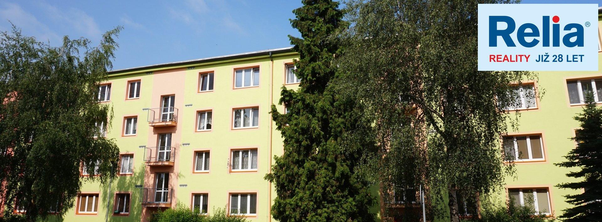 Prodej, Byty 2+1B, 54 m², Libušina, Řetenice, Teplice., Ev.č.: N48491