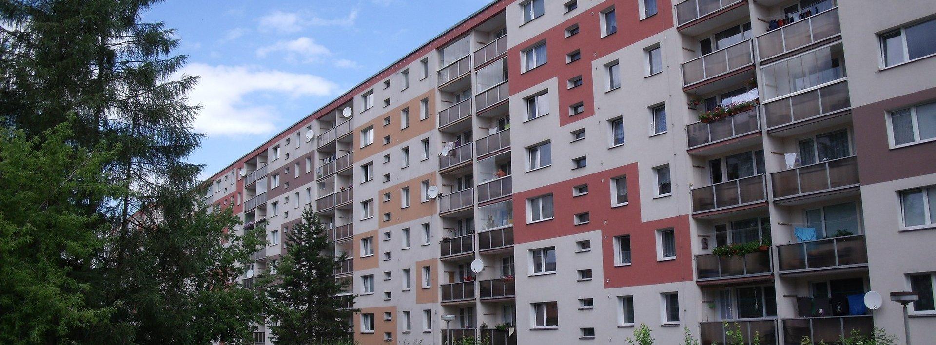 Prodej hezkého bytu 3+1/L v OV, Liberec - Broumovská, Ev.č.: N48512