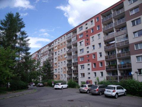 Prodej hezkého bytu 3+1/L v OV, Liberec – Broumovská