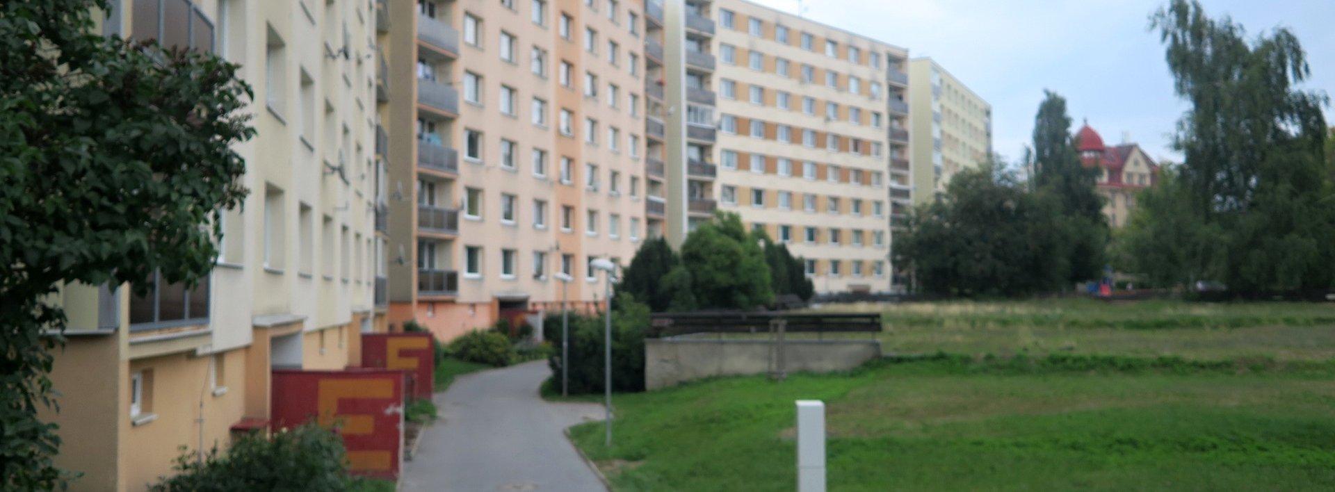 Byt 2+1 v OV, v Liberecké ul., Ev.č.: N48532